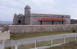Restauran bicentenaria fortaleza del Castillo de Jagua
