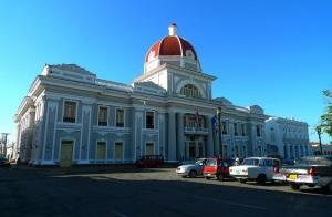Palacio de Gobierno de Cienfuegos, una edificación con historia