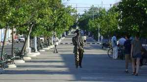 El Prado: la avenida de los rayos en Cienfuegos