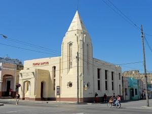 Templo Bautista Nazaret de Cienfuegos, el más conservado