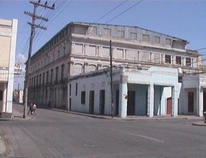 Sala Polivalente Guernica, el Frontón de Cienfuegos