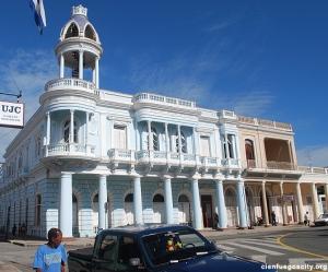 El Palacio de Ferrer en Cienfuegos