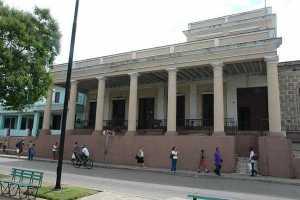 Repararán este año fachada del monumento local Casa de los Leones