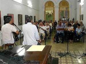 Una iniciativa pro Cienfuegos para despedir el 2013