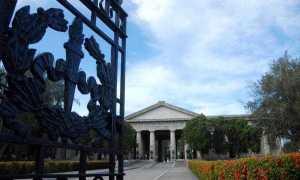 Cementerio Tomas Acea, de Cienfuegos, el único cementerio-jardín cubano