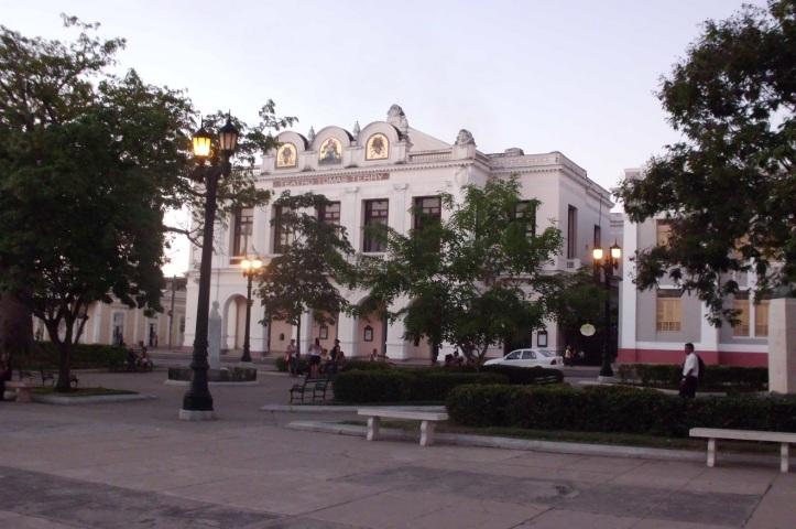 Teatro Tomás Terry, de Cienfuegos