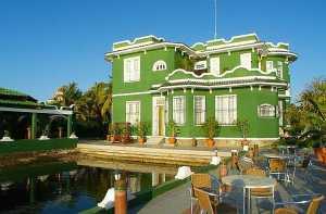 Hotel Encanto Casa Verde, un hotel histórico en Cienfuegos