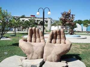 El Parque de las Esculturas, de Cienfuegos