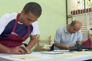 Un taller para la conservación del patrimonio en Cienfuegos