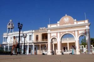 Continúan en Cienfuegos acciones de rescate del patrimonio