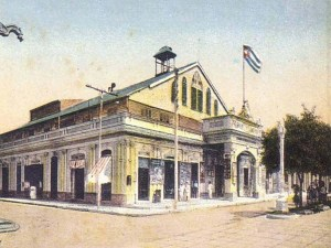 Cine Teatro Luisa, más de un siglo de cultura en Cienfuegos