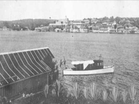 Canal de Pasacaballos, leyendas y tradiciones de una vía marítima. Foto de inicios del sitios XIX