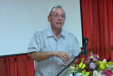 Clausura Eusebio Leal IX Taller Nacional de Ciudades Patrimoniales, en Cienfuegos