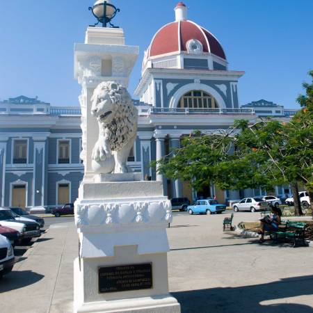 Excelencias del entorno arquitectónico del centro histórico de Cienfuegos