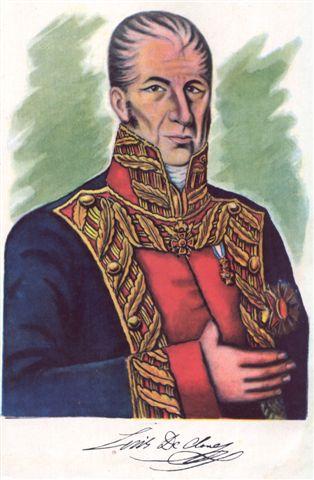 Don Luis De Clouet, el Fundador