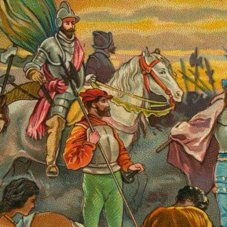 Sebastián de Ocampo en la bahía de Jagua