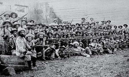 Acciones armadas en Cienfuegos durante la Guerra Hispano-Cubano-Norteamericana