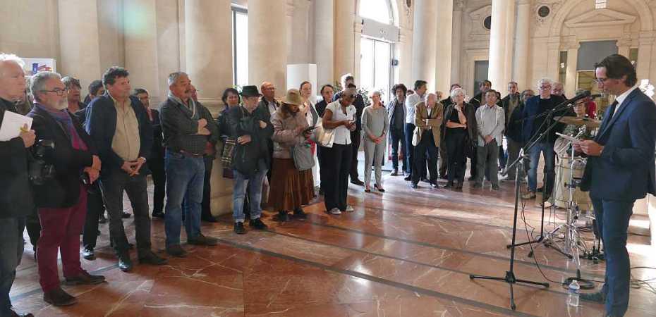 Celebraron en Burdeos recepción de gala para festejar el Bicentenario de Cienfuegos