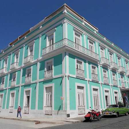 9 curiosidades del Hotel La Unión, de Cienfuegos