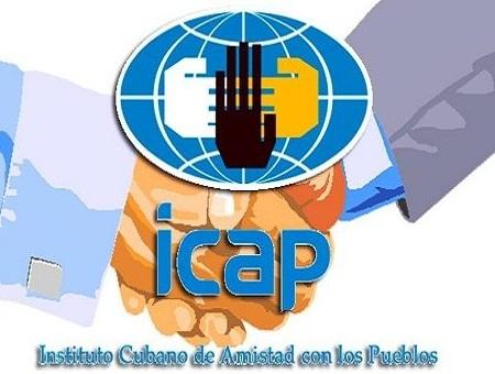 Evocan la Guerra Necesaria en Instituto Cubano de Amistad con los pueblos en Cienfuegos