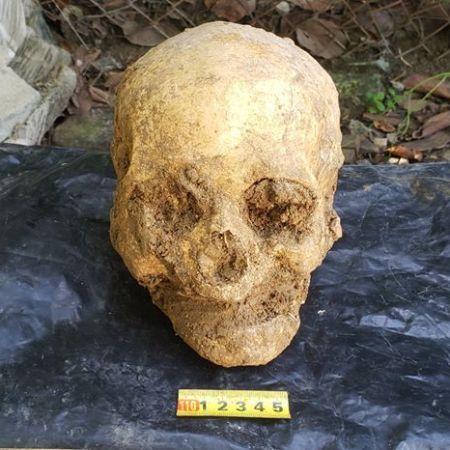Descubren restos humanos en primer cementerio que existió en Cumanayagua