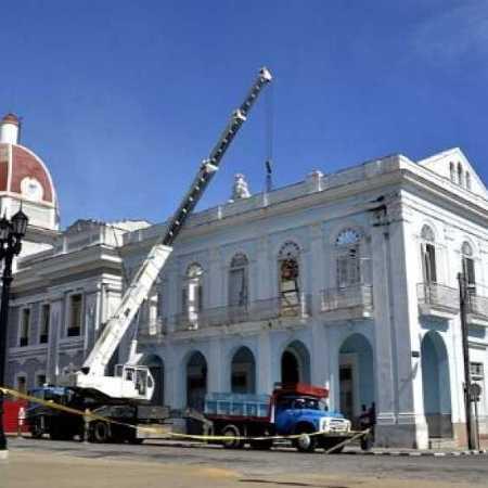 Rescatan valores patrimoniales del Museo Histórico Provincial de Cienfuegos