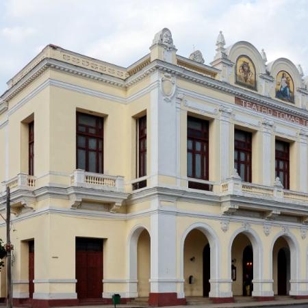 El Teatro Tomás Terry celebrará cumpleaños 202 de Cienfuegos desde las redes