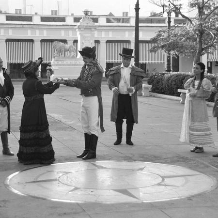 Más de dos siglos después, la ciudad de Cienfuegos resplandece