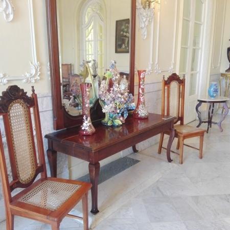 Palacio Ferrer expone piezas de la ilustre familia Loynaz del Castillo